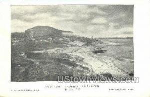Old Fort Pheonix Fairhaven MA Unused