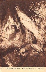Grottes de Han Belgium Unused
