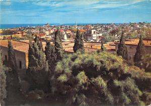 BR2223 Rohodes vue de la ville   france