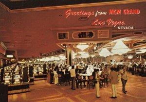 LAS VEGAS , Nevada , 50-70s ; MGM Grand Casino