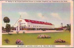 FL Orlando Dr Phillips Packing House 1938