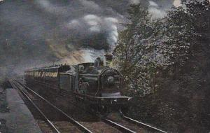 Caledonian Railway Express Train