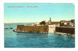 Valletta Malta - Fort St Elmo, 00-10s