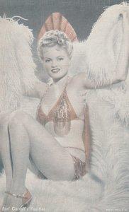 Pin-Up Stripper , 40-50s