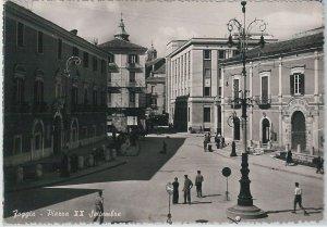 49726  CARTOLINA d'Epoca - FOGGIA citta' : Piazza XX Settembre 1952
