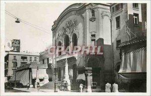 Modern Postcard Tunis Municipal Theater