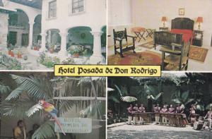 Sacatepequez , Guatemala , 50-70s ; Hotel Posada de Don Rodrigo
