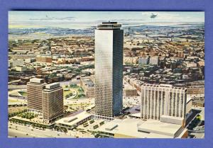 Boston, Mass/MA Postcard, Prudential Center/Building