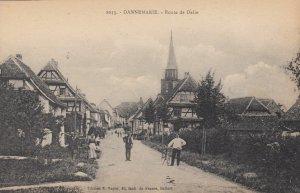DANNEMARIE , France , 00-10s ; Route de Delle