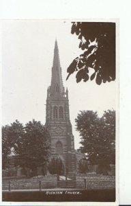Northamptonshire Postcard - Rushden Church - Ref 15288A