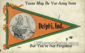 Delphi, Indiana, IN,