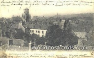 Boulogne-Sur-Mer, France, Carte, 1904