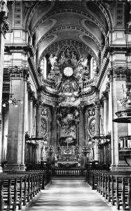 B55857 Guebwiller Eglise Notre Dame  france