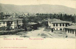 turkey, BURSA BROUSSE, Partial View (1899) Max Fruchtermann 335 Postcard