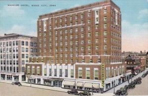 Iowa Sioux City The Warrior Hotel