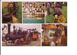 Norwich Historical Show, Ontario, Multiview, Steam Engine, Popcorn, Clocks etc.