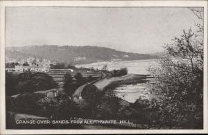 Grange over Sands from Allithwaite Hill