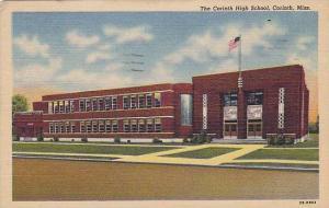The Corinth High School, Corinth, Mississippi,  PU-1964
