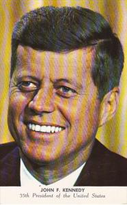 John F Kennedy 35th Prtesident Of The United States