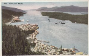 KETCHIKAN , Alaska , 1910s