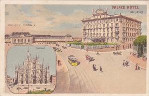 Palace Hotel , MILANO , Italy , 00-10s