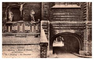 19268 Anvers   Le Bloedberg  Maison  des Bouchers