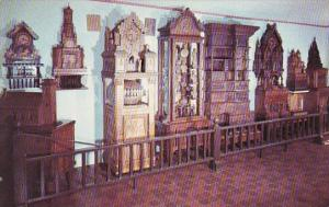 A Collection Of Clocks The Work Of Frank L And Joseph C Bily Of Spillville Iowa
