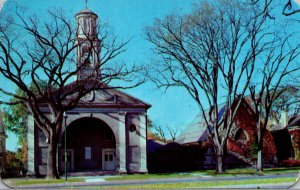 New York Canandaigua First Congregational Church 1969