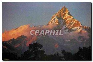 Postcard Modern Peak of Marttihapucharp