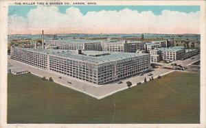 Ohio Akron The Miller Tire & Rubber Company 1929