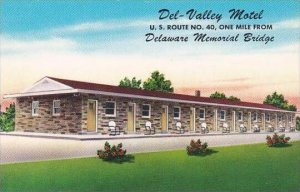 New Jersey Penns Grove Del Valley Motel