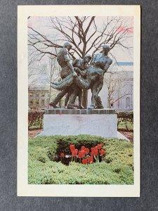 Red Cross Memorial Washington DC Litho Postcard H1210082539