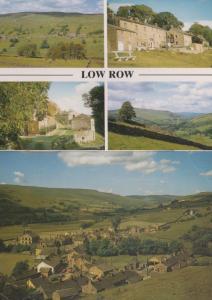 Low Row Cheshire Punch Bowl Inn Gunnerside Postcard s