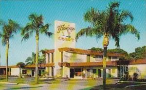 Florida Winter Park Flamingo Court