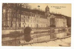 Brantome (Dordogne), France , 00-10s   L'Abbaye