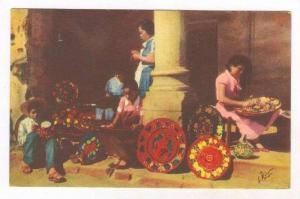 AS, Lacas De Uruapan, Uruapan Lacquers, Michoacan, Mexico, 1900-10s