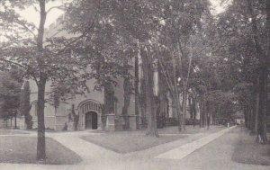 McKosh Walk Princeton University Princeton New Jersey Albertype