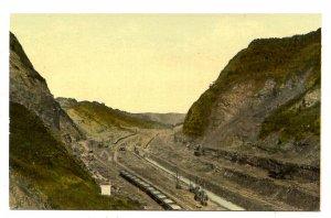 Panama - Canal Zone. Culebra Cut