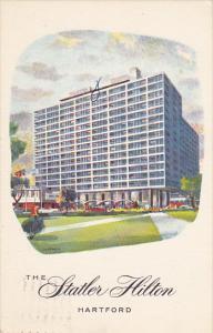 Statler Hilton Hotel Hartford Connecticut 1959