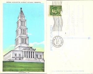 George Washington National Masonic Memorial, Alexandria, Virginia