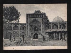 054054 Uzbekistan Andijan Medrese Moslems kula Vintage PC