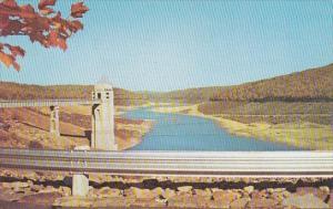 Pennsylvania Kane East Branch Clarion Dam