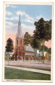 Trinity Church Elmira NY Rubin Bros