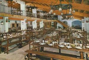 Fiesta Andalusia Mallorca Restaurant Spain Hotel Dining Room Spanish Postcard