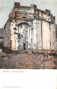 Moorish Castle Gibraltar Unused