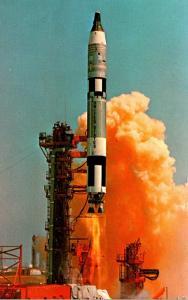 Florida John F Kennedy Space Center Gemini-Titan 4