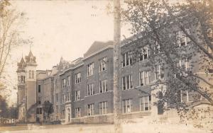Mankato Minnesota~Normal School~College~1910 Real Photo Postcard~RPPC