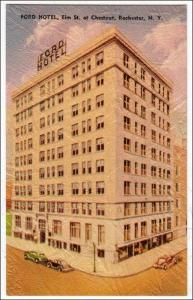 Ford Hotel, Rochester NY