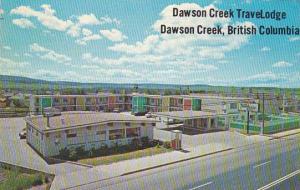 Dawson Creek TraveLodge, Dawson Creek, British Columbia, Canada, 40-60´s