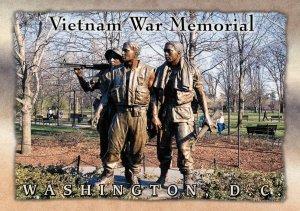 DC - Washington. Vietnam War Memorial